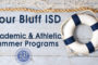 graphic FBISD Summer Academic and Athletic programs